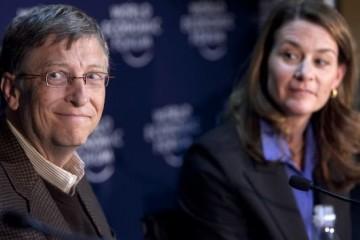 盖茨夫妇正式离婚结束27年婚姻